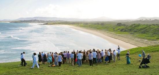 Darryn beach wedding 2