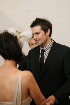 Intimate Melbourne Art Gallery Wedding019