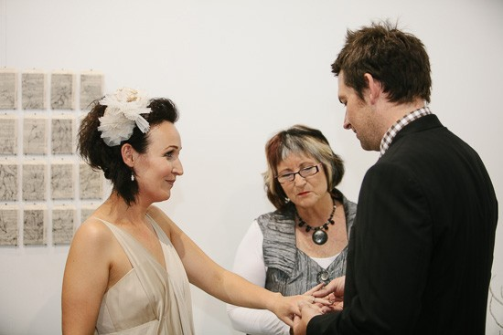 Intimate Melbourne Art Gallery Wedding022