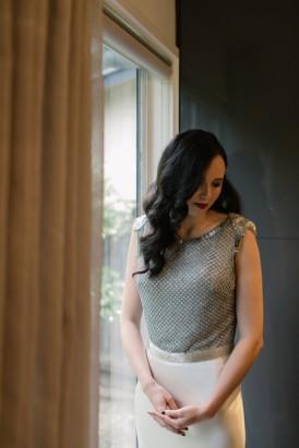 Johanna Johnson Wedding Gown