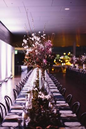 Modern Art Gallery Wedding063