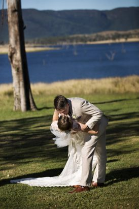 Somerset Dam Wedding098