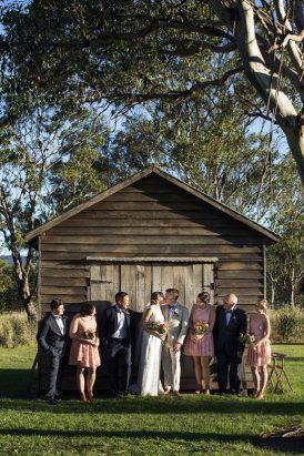 Somerset Dam Wedding148