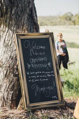 Bohemian Country Backyard Wedding042