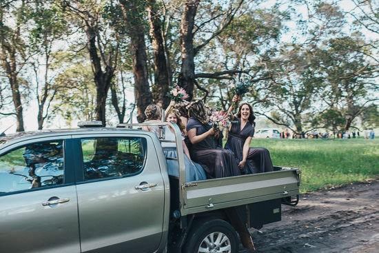 Bohemian Country Backyard Wedding070