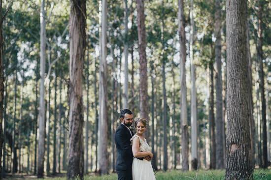Bohemian Country Backyard Wedding074