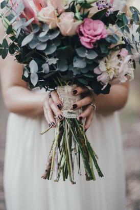 Bohemian Country Backyard Wedding081