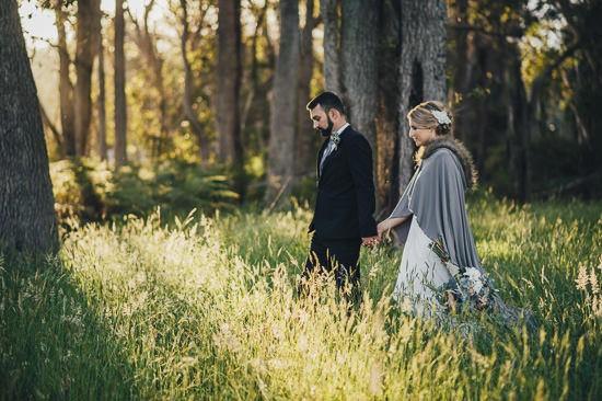 Bohemian Country Backyard Wedding086