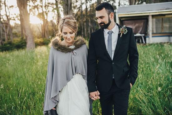 Bohemian Country Backyard Wedding089