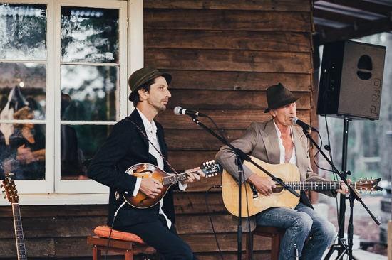 Bohemian Country Backyard Wedding098