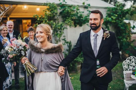 Bohemian Country Backyard Wedding100