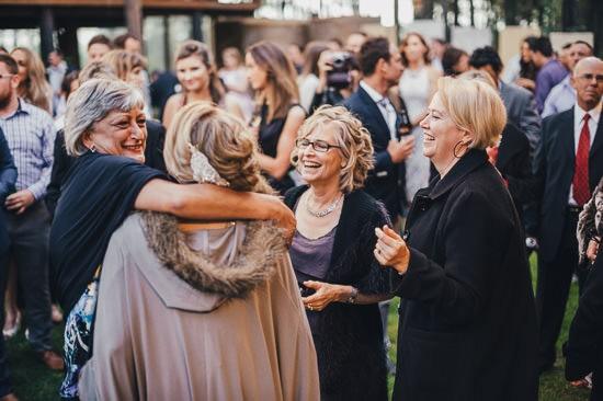 Bohemian Country Backyard Wedding101
