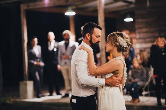 Bohemian Country Backyard Wedding111