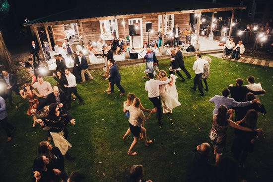 Bohemian Country Backyard Wedding119