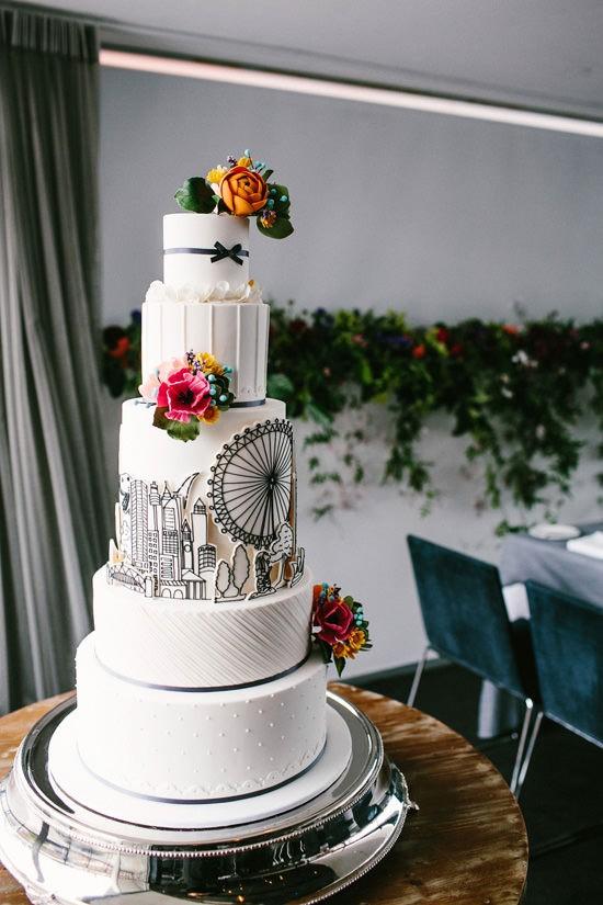 Colourful Urban Wedding050