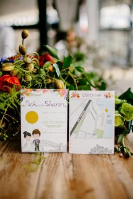Colourful Urban Wedding110