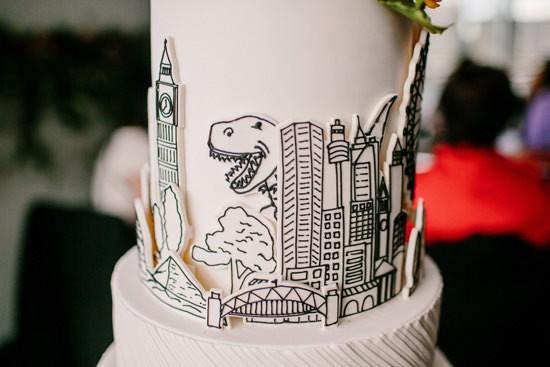 Colourful Urban Wedding115