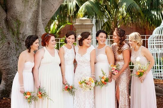 Coral And Peach Perth Wedding021