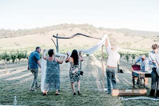 Engagement Party Surprise Wedding026
