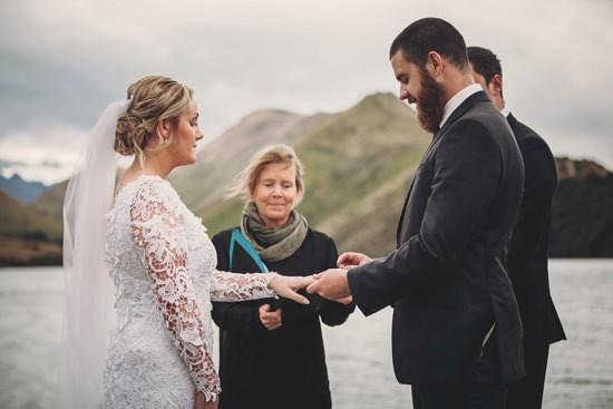 Intimate Queenstown Lake Wedding061