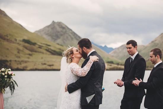 Intimate Queenstown Lake Wedding076