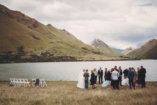 Intimate Queenstown Lake Wedding092