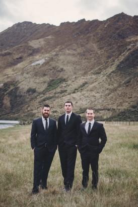 Intimate Queenstown Lake Wedding106