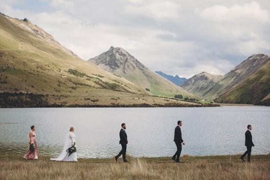 Intimate Queenstown Lake Wedding115