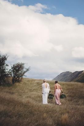 Intimate Queenstown Lake Wedding137