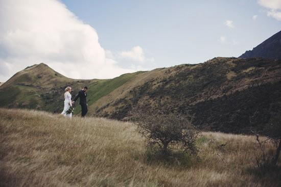 Intimate Queenstown Lake Wedding142