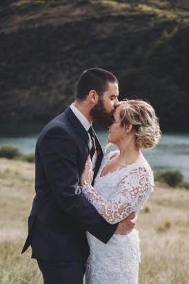 Intimate Queenstown Lake Wedding145