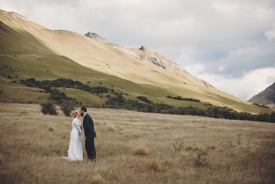 Intimate Queenstown Lake Wedding150