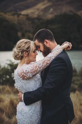 Intimate Queenstown Lake Wedding161