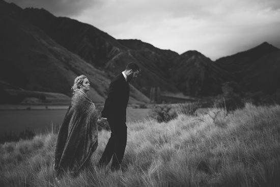 Intimate Queenstown Lake Wedding171