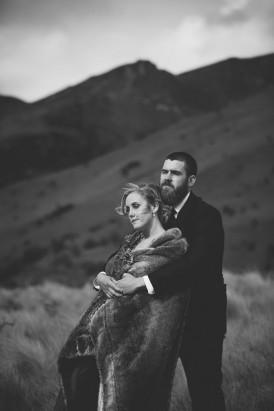 Intimate Queenstown Lake Wedding174