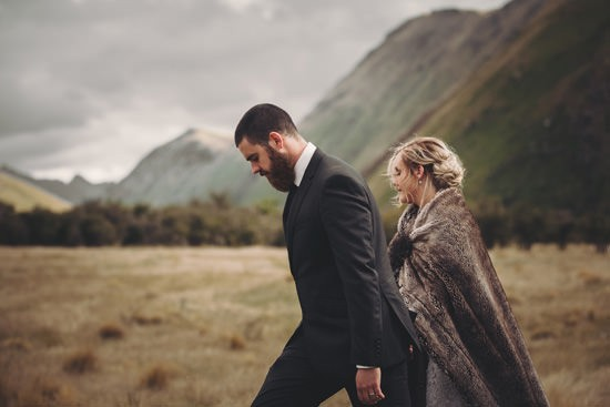 Intimate Queenstown Lake Wedding175