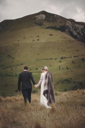 Intimate Queenstown Lake Wedding177