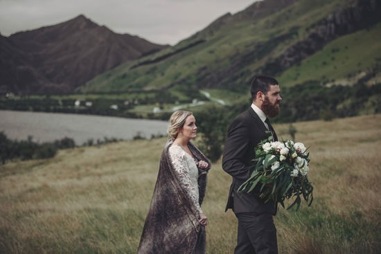 Intimate Queenstown Lake Wedding180