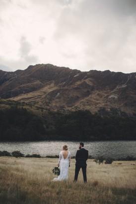 Intimate Queenstown Lake Wedding181