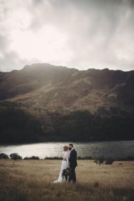 Intimate Queenstown Lake Wedding182