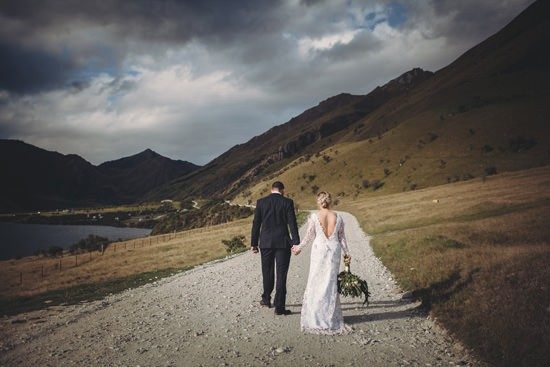 Intimate Queenstown Lake Wedding184