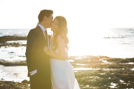 Modern Beachside Engagement Photos027