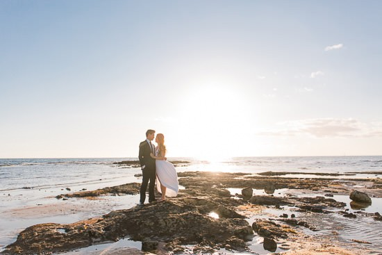 Modern Beachside Engagement Photos029