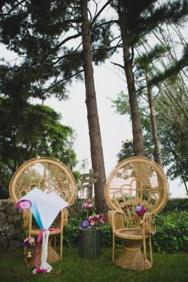 Playful Gemstone Inspired Bridesmaid Luncheon021