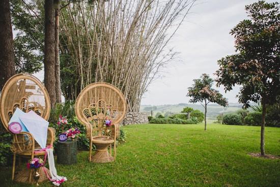 Playful Gemstone Inspired Bridesmaid Luncheon024