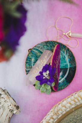Playful Gemstone Inspired Bridesmaid Luncheon046