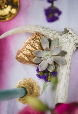 Playful Gemstone Inspired Bridesmaid Luncheon047