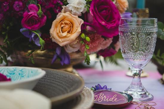 Playful Gemstone Inspired Bridesmaid Luncheon052
