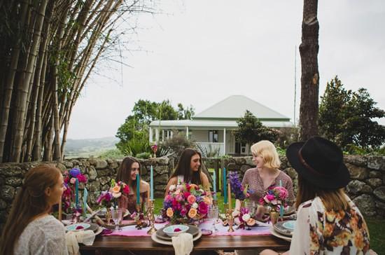Playful Gemstone Inspired Bridesmaid Luncheon070