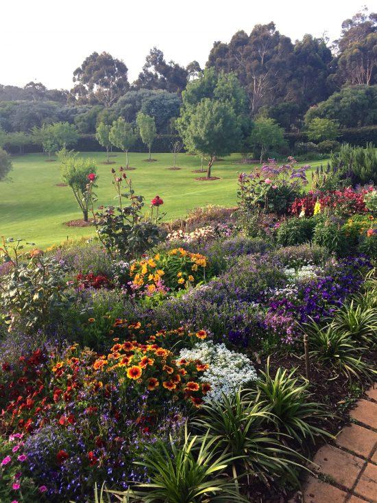 Basildene Manor gardens